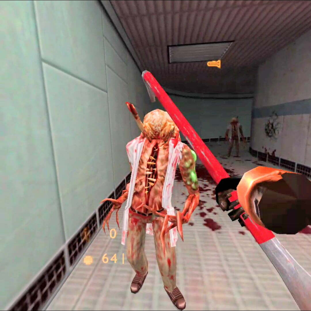 Lambda1VR: Half-Life in VR su Oculus Quest