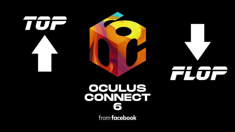 Top e flop dell'Oculus Connect 6