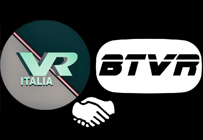 Nasce la collaborazione tra VR Italia e Back To VR!