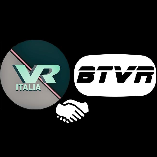 Nasce la collaborazione tra VR Italia e Back To VR!