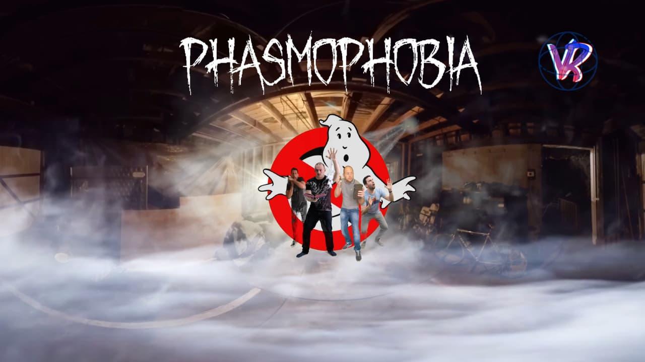 VR 360° Multiscreen con GuidosVR, Gigio Mariuzzo e Reeves, episodio 3: Phasmophobia